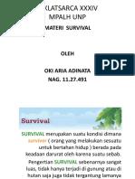 Survival Diklat 34