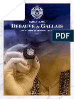 Catalogue Debauve & Gallais