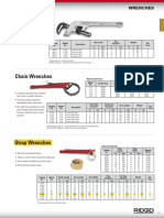 Strap Wrench Ridgid