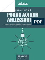 Ebook Ushulussunnah Al Humaidiy BISA.pdf