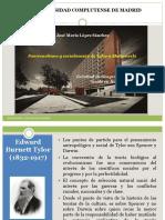 9.- Funcionalismo y Socialización. de Tylor a Malinowski.