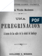 Historia de Las Calles de Santiago