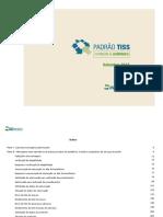 Padrão TISS_Componente de Conteúdo e Estrutura_201609