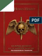 Codex Legiones Astartes