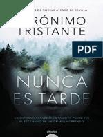 Nunca Es Tarde - Jeronimo Tristante