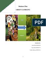 Green Gambling - Business Plan