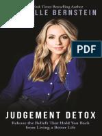 Gabby Bernstein - Judgement Detox (extract)