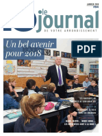 Journal Janvier 2018