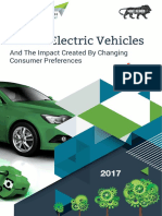 Report - Electric Vehicles