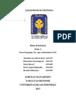 Sejarah Bisnis Di Indonesia