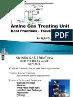 Amine Gas Treatment Unit - Trouble Shootrig Guide Final.pdf