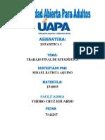 TRABAJO FINAL DE ESTADITICA 1.docx