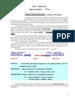 Hist. Língua