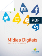 Manual Redes Sociais Sistema OCB 2015