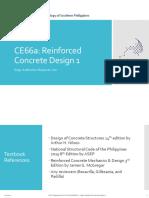 RC design Lecture 1
