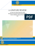 (3) Literature Review Lecture for Physiotherapy Student Smt VIII 28 Sept 2017 (1)