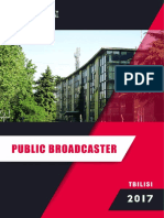 Assessment of Public Broadcaster's Performance