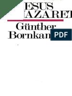Gunther Bornkamm - Jesus De Nazare.pdf