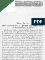 Documentos Centenario 1810-1910