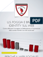 L'Us Foggia e La Brand Identity Nel Web