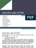 Analisis Laba Kotor1