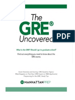 GRE Uncovered - Introduction to GRE.pdf
