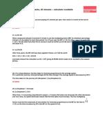 GCSEMathstest2B Answers