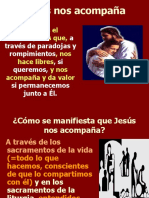 18. Jesús nos acompaña