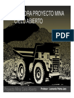Clase 7 - Catedra Proyecto Rajo - Cubicaciones Plan Minero