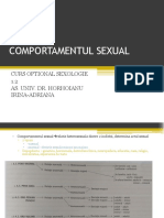 Sex Comportamentul Sexual