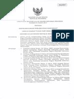 Permen NO. 84 TH2014 TENTANG PENYELENGGARAAN PERLINDUNGAN MASYARAKAT.pdf