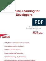 MachineLearning Presentation
