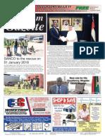 Platinum Gazette 12 January 2018