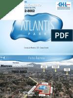 ATLANTIS PARK -  Em Campo Grande - CHL - Rio de Janeiro_RJ - Estrada Do Monteiro - PRONTO PARA MORAR - Corretor MANDARINO - TEL 7602-8002