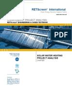 CLEAN ENERGY PROJECT ANALYSIS(solar energy)