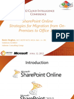 Whitepaper SharePoint Online Migration Strategies