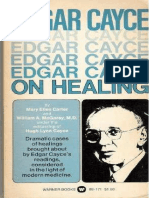 Public Health Edgar Cayce on Healing