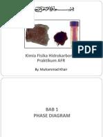 Kimia Fisika Hidrokarbon & Praktikum AFR