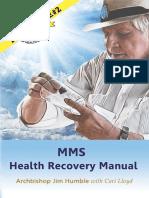 1 MMS Health Recovery   Hydrochloric Acid   Oxygen