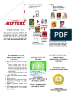 Leaflet Difteri