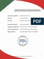 Informe Análisis de Vibraciones Cempro 28-11-17