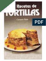 100 Recetas de Tortillas - Carmen Sala