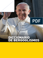 Diccionario de Bergoglismos