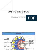 Intro Lymphoid Disorders Pathology