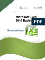 M22 Informática Excel Basico 2010