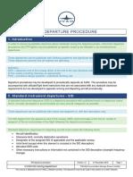 SPP APC Departure Procedure