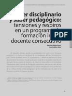 1.Saber disciplinario y saber pedagogico.pdf