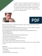 PROIECT farmacie clinica Antitusive si expectorante - Georgescu Cristian.docx