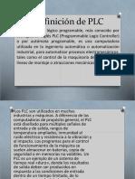 Definición de PLC