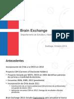 Presentación Estudio Brain Exchange